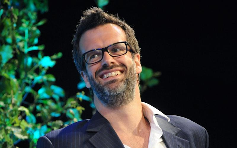 Comedian Marcus Brigstocke said Brexit jokes were the equivalent of 'comedic poison' - Jay Williams
