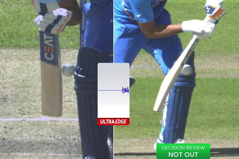 India vs West Indies | 'Not Conclusive!' - Rohit Sharma Dismissal Puzzles Twitter