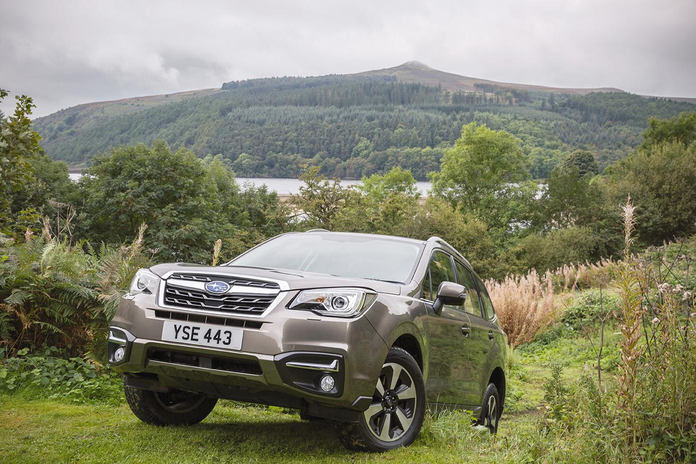 A clever all-wheel-drive system gives the Outback huge traction