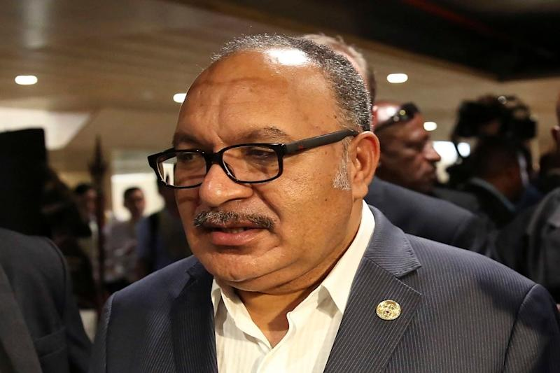 Former Papua New Guinea Prime Minister Arrested Over Corruption Charges