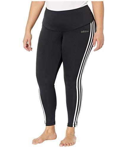 """<p><strong>adidas</strong></p><p>amazon.com</p><p><strong>$32.58</strong></p><p><a href=""""https://www.amazon.com/dp/B07S1LR9XR?tag=syn-yahoo-20&ascsubtag=%5Bartid%7C2140.g.33851794%5Bsrc%7Cyahoo-us"""" rel=""""nofollow noopener"""" target=""""_blank"""" data-ylk=""""slk:Shop Now"""" class=""""link rapid-noclick-resp"""">Shop Now</a></p><p>If leggings are more your style, these striped tights will transition nicely from a Zoom call to your virtual yoga class.</p>"""