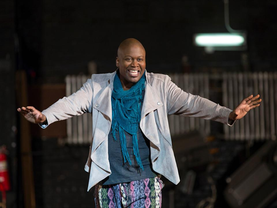 "Titus Burgess received four Emmy nominations for his performance on ""Unbreakable Kimmy Schmidt."""