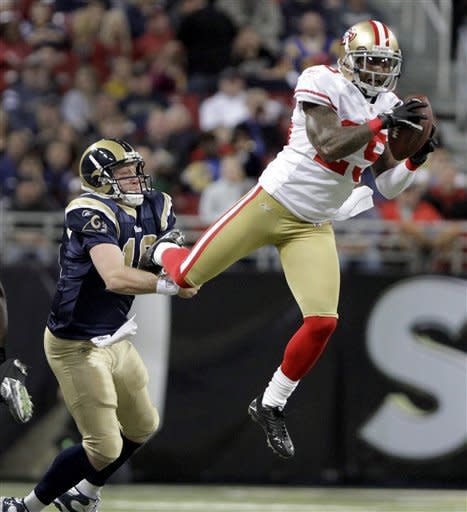 49ers hold off Rams 34-27, clinch No. 2 seed