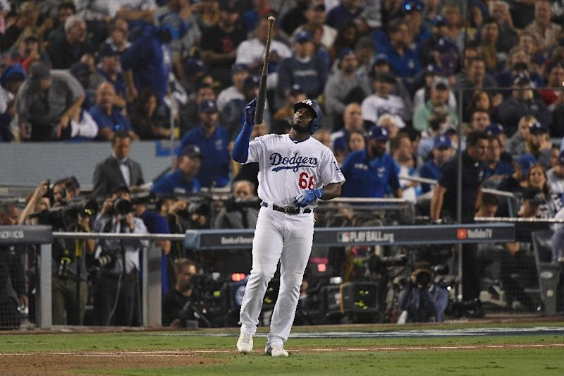 Dodgers trade Matt Kemp, Yasiel Puig in blockbuster deal with Reds