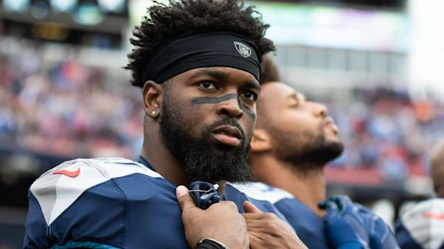 Stepping Up: Titans Rookie LB David Long Jr. Making the Most of His Opportunities