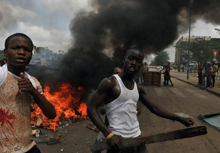 More than 3,000 people were killed in post-election violence across the Ivory Coast in 2010 (AFP Photo/Issouf Sanogo)