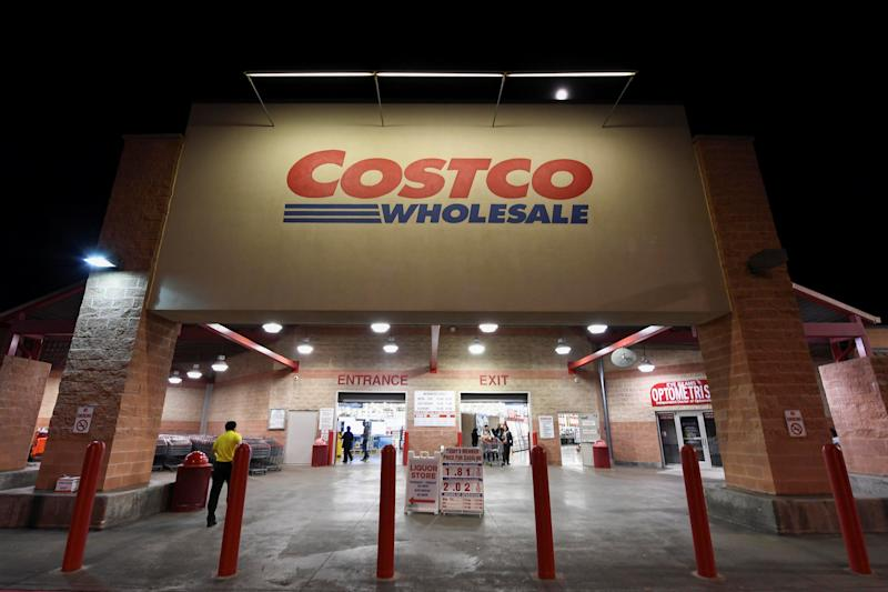 A Costco Wholesale retail club is photographed in Austin, Texas, U.S. on December 12, 2016. REUTERS/Mohammad Khursheed