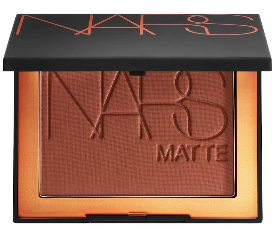 <p>If you love the timeless Nars bronzers, then you'll adore the <span>NARS Matte Bronzer Powder</span> ($38). It's the same beloved formula without the shimmer. It comes in four different shades that will add the perfect amount of warmth.</p>