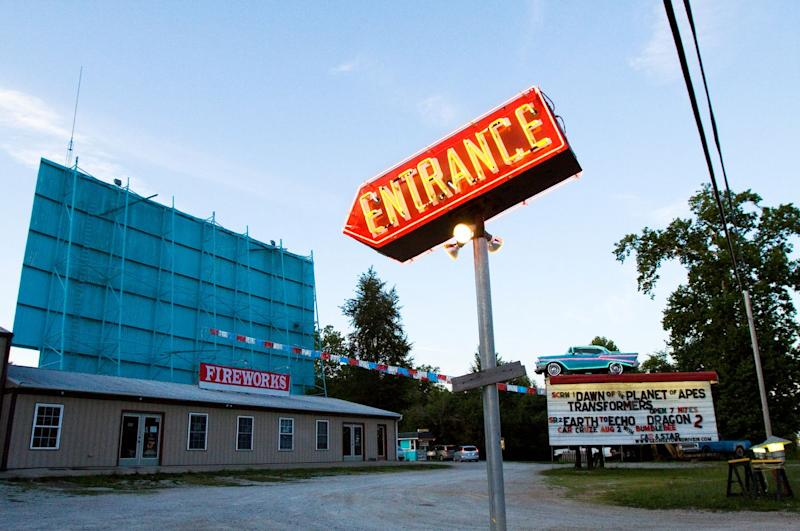 Photo credit: Georgetown Drive-In