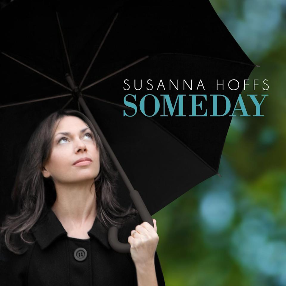 """This CD cover image released by Baroque Folk/Welk Music Group shows the latest release by Susanna Hoffs, """"Someday."""" (AP Photo/Baroque Folk/Welk Music Group)"""