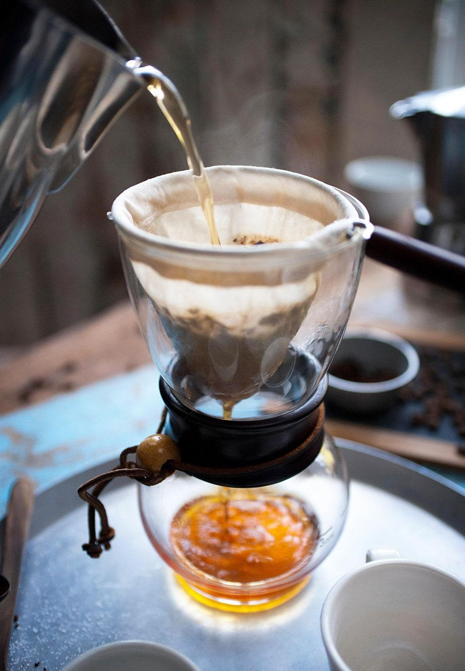 """<p>While many of the drinks above are similarly creamy or sugary, this signature Seganalese beverage is spicy. Cafè Touba can be found throughout Senegal, especially in <a href=""""https://www.cntraveler.com/story/in-dakar-senegal-a-long-weekend-of-surfing-and-live-music?mbid=synd_yahoo_rss"""" rel=""""nofollow noopener"""" target=""""_blank"""" data-ylk=""""slk:Dakar"""" class=""""link rapid-noclick-resp"""">Dakar</a>, at Touba stands. Cafè Touba is brewed with cloves or with spicy Guinea pepper (also called grains of paradise), a West African specialty that combines a black pepper-like heat with a fragrance similar to cardamom. Touba also comes with a generous helping of sugar, making for a wonderfully sweet (and spicy) cup.</p> <p><strong>Try it at home:</strong> $26, 8-oz. Grains of Paradise spice at <a href=""""https://fave.co/2ye7p9M"""" rel=""""nofollow noopener"""" target=""""_blank"""" data-ylk=""""slk:thespicehouse.com"""" class=""""link rapid-noclick-resp"""">thespicehouse.com</a></p>"""