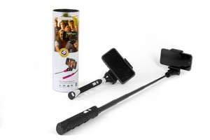 "The Next Generation Selfie Device Fit for a Celebrity; Bucks the Trend of the Cheap, Unfashionable, ""Me-Too"" Selfie Sticks"
