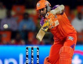 VVS Laxman played only 3 matches for the Kochi Tuskers Kerala