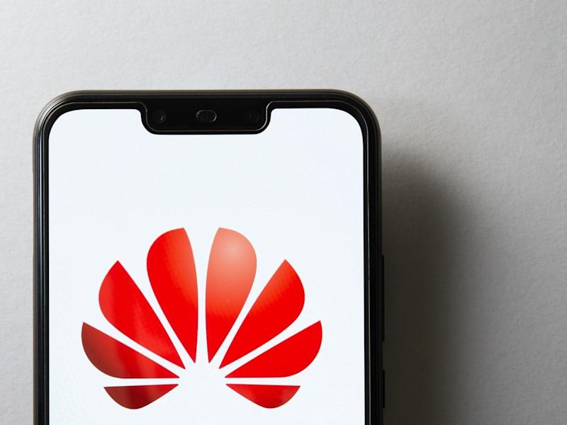 Huawei has been forced to develop its own operating system due to escalating trade tensions between the US and China: Getty Images