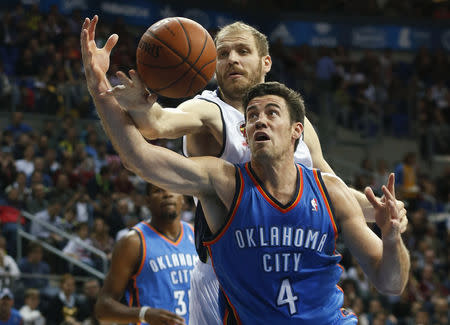 Thunder To Retire Nick Collison's #4 Jersey