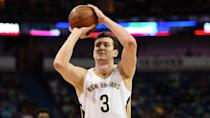<p>Turkish center Ömer Aşık had proven himself a fairly valuable asset prior to the four-year, $44 million deal he signed with the New Orleans Pelicans before the 2015 season. In fact, he even averaged a double-double for the 2012-13 season with the Houston Rockets. That, though, was the exception rather than the rule; he was otherwise a strong rebounder who never scored much.</p> <p>Once he was making the big money, though, Aşık's production started to decline. And after a bacterial infection struck him during 2017, he moved on from the NBA. That $44 million deal would ultimately translate to over $150,000 for each point he scored for the Pelicans after he signed it.</p> <p><small>Image Credits: Stacy Revere / Getty Images</small></p>