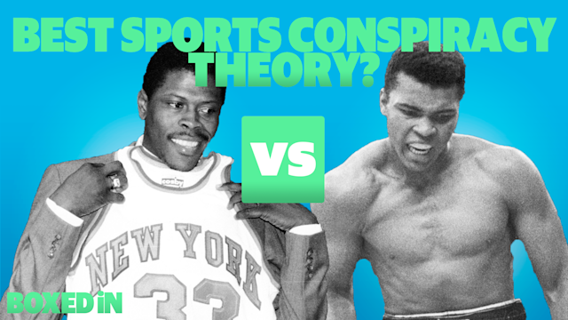 Do you love conspiracy theories? Then we have the podcast for you. Ali vs the Frozen Envelope. Need we say more?
