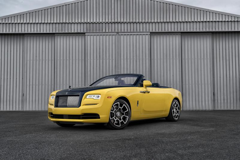 Rollys Royce Dawn >> Check out the flashy, custom Rolls-Royce Dawn that was just delivered to a Google executive