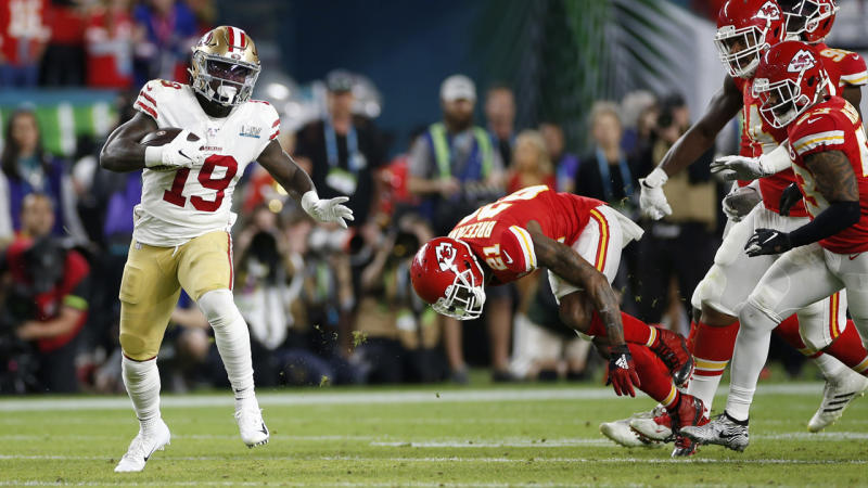 Deebo Samuel's 49ers return has Trent Williams ready to run through walls