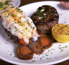 <p>Two words: surf....and turf. </p>