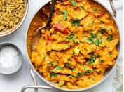 """<h2>28. Coconut Chicken Curry</h2> <p>Admit it: Your mouth just started watering.</p> <p><a class=""""link rapid-noclick-resp"""" href=""""https://www.foodfaithfitness.com/whole30-coconut-paleo-chicken-curry/"""" rel=""""nofollow noopener"""" target=""""_blank"""" data-ylk=""""slk:Get the recipe"""">Get the recipe</a></p>"""