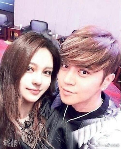 Grace previously dated Show Lo