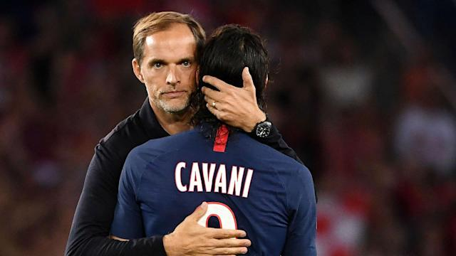 Paris Saint-Germain boss Thomas Tuchel is eager for Edinson Cavani to remain at the club, but acknowledges the striker could leave.