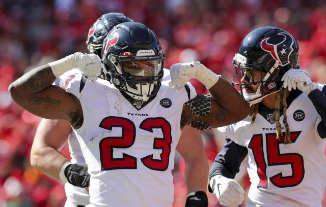 Texans 2019 review: Running backs
