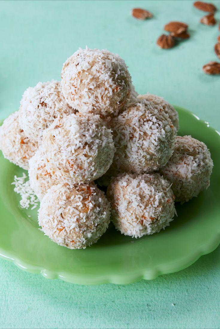 "<p>A guilt free dessert. </p><p>Get the <a href=""https://www.delish.com/uk/cooking/recipes/a33519192/keto-carrot-cake-balls-recipe/"" rel=""nofollow noopener"" target=""_blank"" data-ylk=""slk:Carrot Cake Keto Balls"" class=""link rapid-noclick-resp"">Carrot Cake Keto Balls</a> recipe.</p>"