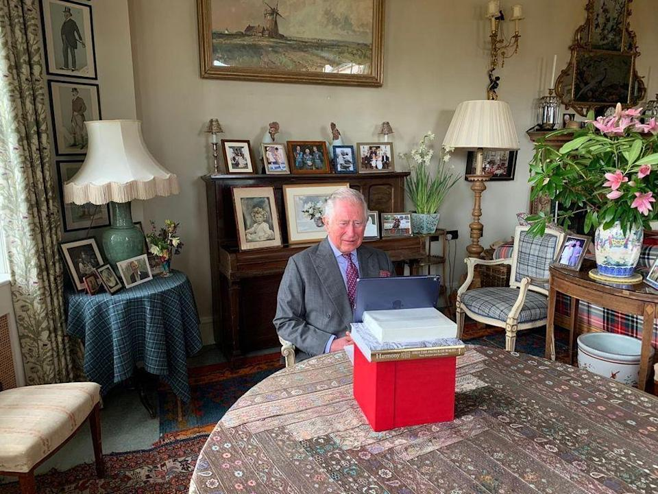 (Clarence House)