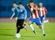 World Cup - South American Qualifiers - Uruguay v Paraguay