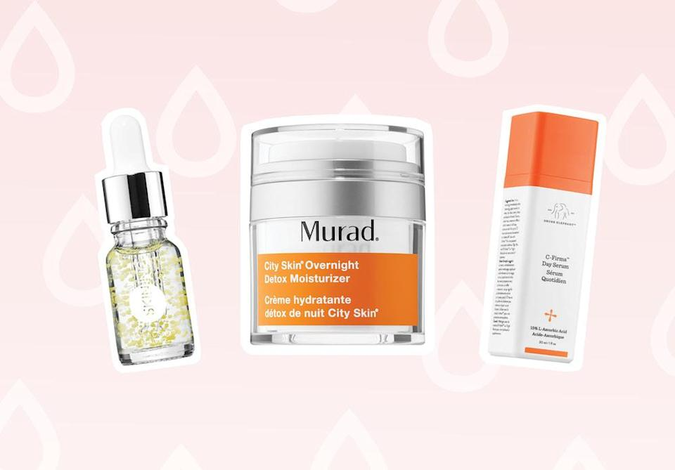 Get your glow on with these 19 vitamin C-infused beauty products