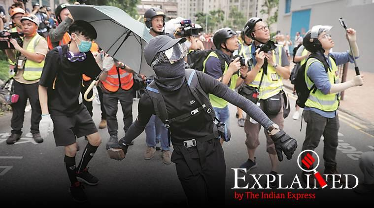 cathay pacific, cathay pacific airlines, cathay pacific hong kong protests, hong kong protests, hong kong extradition bill protests, hong kong extradition bill, hong kong protesters, world news, Express Explained, Indian Express
