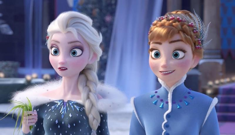 All The Disney Princesses Get Together For The First Time In New