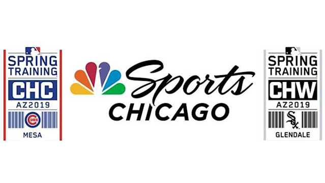 NBC Sports Chicago announces its 2019 White Sox and Cubs Spring Training multi-platform coverage details.