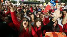 Strike by Los Angeles teachers enters fifth day amid talks