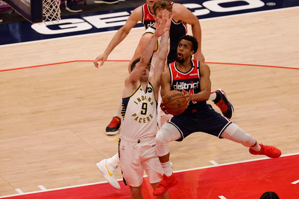 The Indiana Pacers face off against the Washington Wizards in a win-or-go-home game Thursday night.