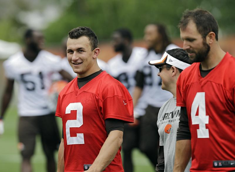 Money Manziel: Browns agree to contract terms
