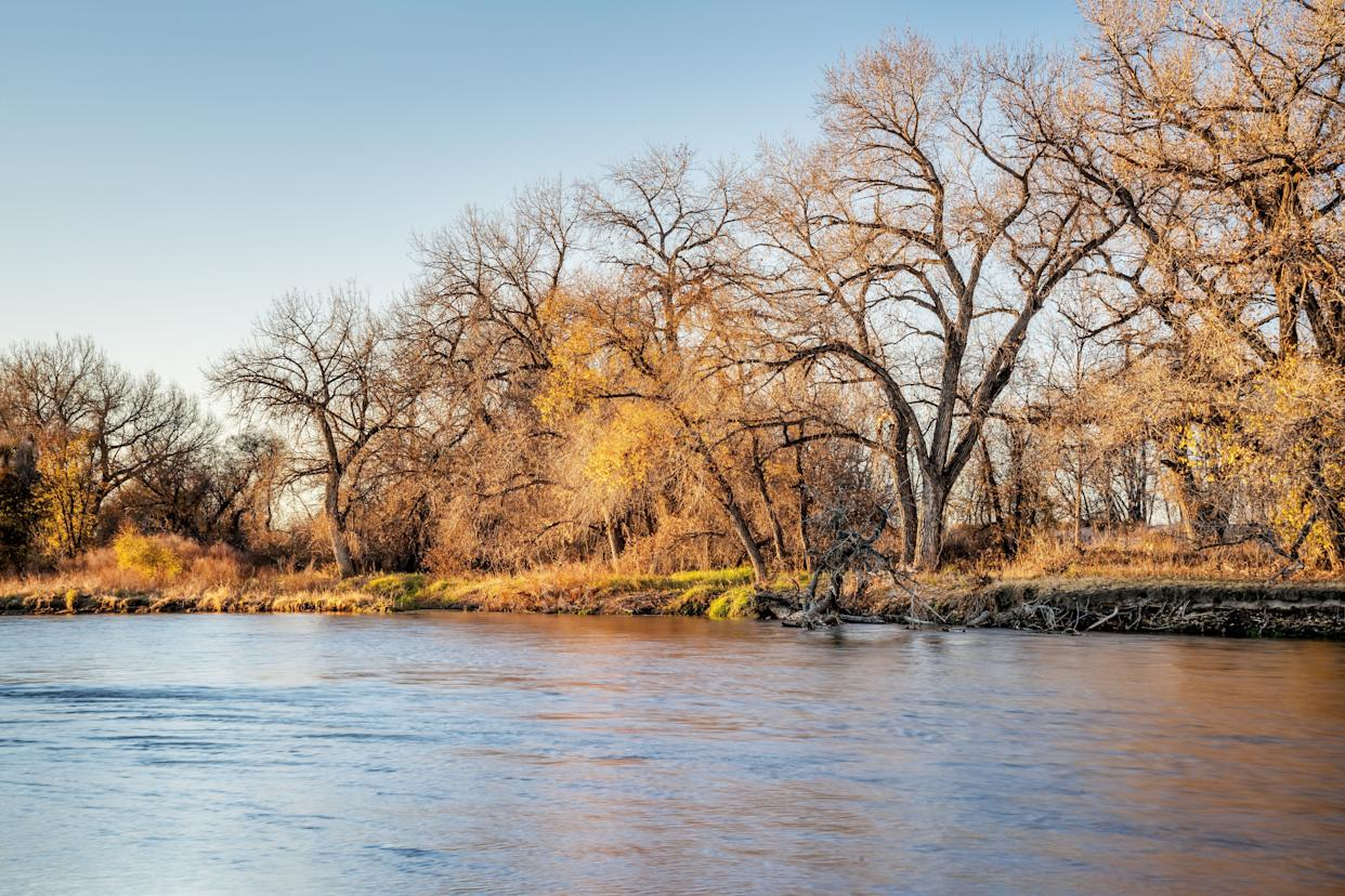 Scene from the South Platte River. (Photo: Getty Commercial)