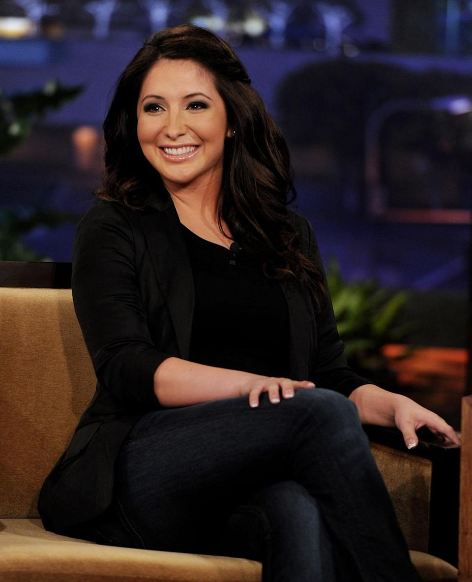 <p>Bristol Palin became a mother at 18. (Photo by Kevin Winter/Tonight Show/Getty Images for The Tonight Show) </p>