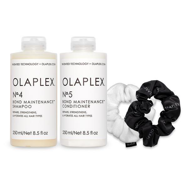 """<p><strong>$56.00</strong></p><p><a href=""""https://olaplex.com/products/daily-cleanse-condition-duo-2h21"""" rel=""""nofollow noopener"""" target=""""_blank"""" data-ylk=""""slk:Shop Now"""" class=""""link rapid-noclick-resp"""">Shop Now</a></p><p>In 2020 at Olaplex's first-ever Black Friday sale, if you bought any two full-size products, you got an <a href=""""https://olaplex.com/products/no-6-bond-smoother"""" rel=""""nofollow noopener"""" target=""""_blank"""" data-ylk=""""slk:Olaplex No.6 Bond Smoother"""" class=""""link rapid-noclick-resp"""">Olaplex No.6 Bond Smoother</a> for free. (How amazing is this gift set, though?!) </p>"""