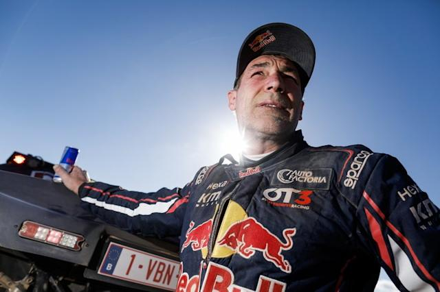 """#403 Red Bull Off-Road Team USA OT3: Mike Horn <span class=""""copyright"""">A.S.O. </span>"""