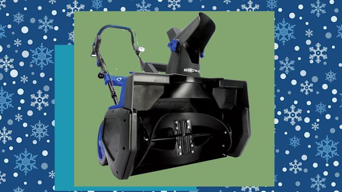 Snag this awesome snow blower on sale this week.