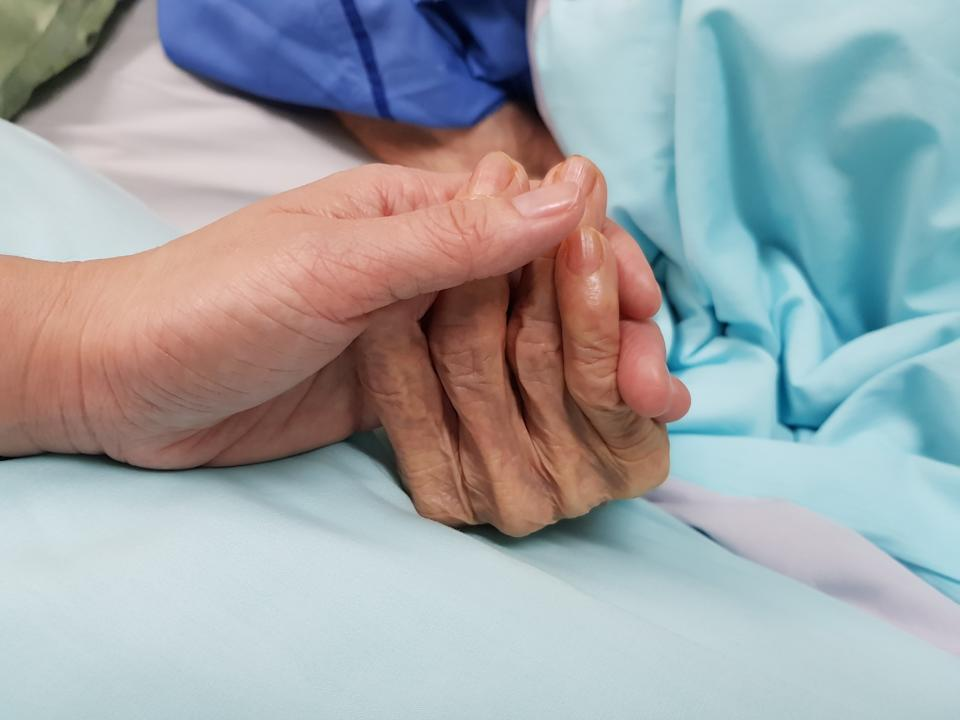 Assisted-dying bill wins approval in principle over Conservative objections