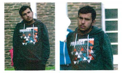Jaber al-Bakr was being held in isolation as German authorities felt he posed a potential threat to other inmates (AFP Photo/)