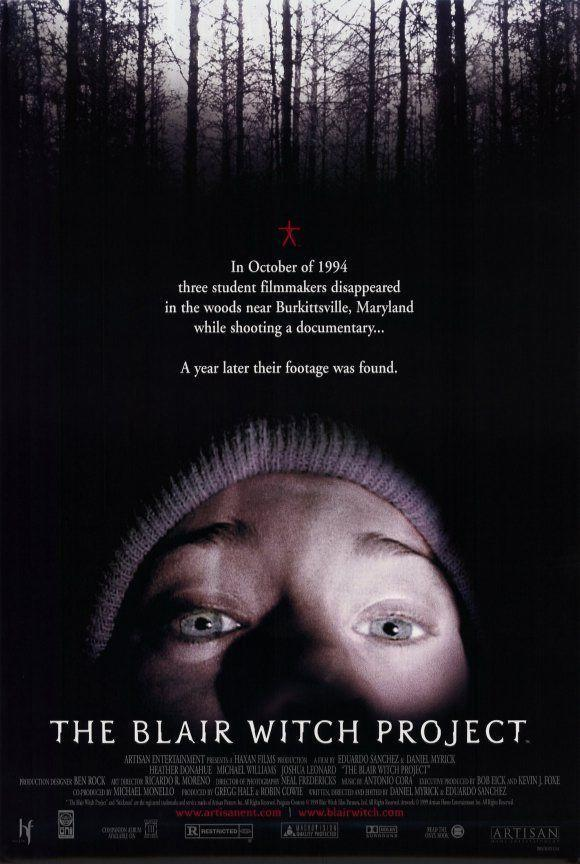 """<p>The found-footage horror touchstone shows events after a group of students who go missing in October. It'll make you keep your costume party indoors.</p><p><a class=""""link rapid-noclick-resp"""" href=""""https://www.amazon.com/Blair-Witch-Project-Heather-Donahue/dp/B000KDZSA4/ref=sr_1_1?dchild=1&keywords=the+blair+witch+project&qid=1593548945&s=instant-video&sr=1-1&tag=syn-yahoo-20&ascsubtag=%5Bartid%7C2139.g.32998129%5Bsrc%7Cyahoo-us"""" rel=""""nofollow noopener"""" target=""""_blank"""" data-ylk=""""slk:WATCH HERE"""">WATCH HERE</a></p>"""
