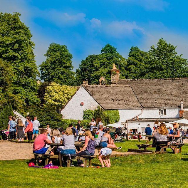 """<p>A quintessential countryside pub, The Potting Shed is nestled in the village of Crudwell. It has a sprawling lawn, a patio and plenty of outdoor seating.</p><p><a href=""""https://www.instagram.com/p/CAkaNU5pMz1/?utm_source=ig_embed&utm_campaign=loading"""" rel=""""nofollow noopener"""" target=""""_blank"""" data-ylk=""""slk:See the original post on Instagram"""" class=""""link rapid-noclick-resp"""">See the original post on Instagram</a></p>"""