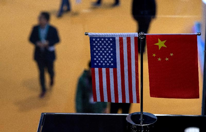 Markets on edge ahead of US-China trade talks