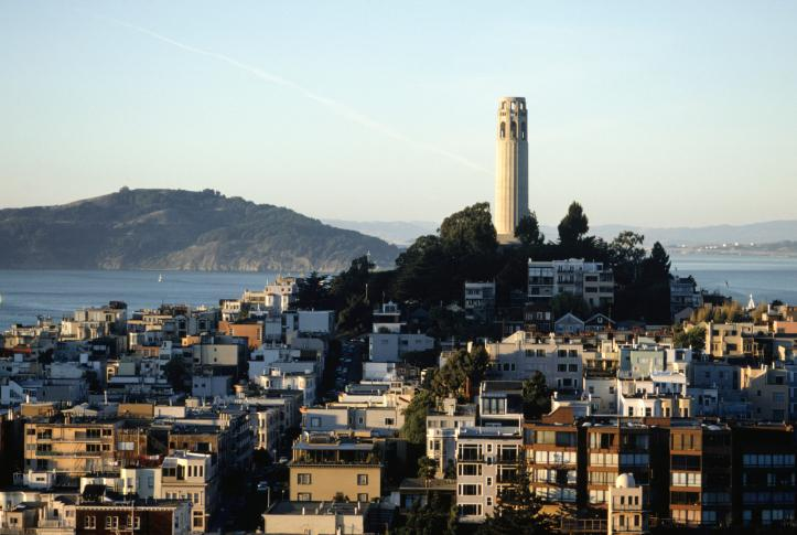 The city by the bay is a paradise for food lovers: from gourmet food trucks to ice cream shops to farmers' markets, travelers can easily eat their way through the multicultural neighborhoods that make up the 7-by-7-mile city. Luckily, walking all those hills will work off many a meal.