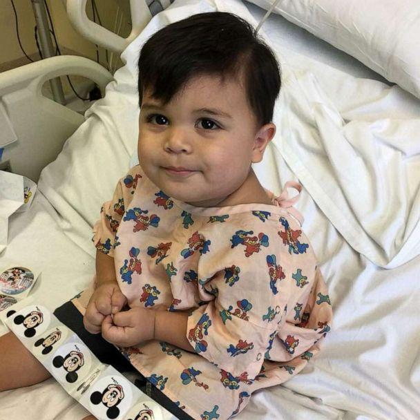 PHOTO: Gabe Rodriguez was 22 months old when they diagnosed him with leukemia. (Katie Rodriguez)